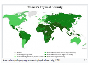 Domestic Violence Resolution, Woman' Physical Security;
