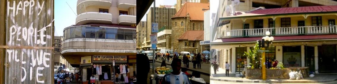 Africa in Johannesburg